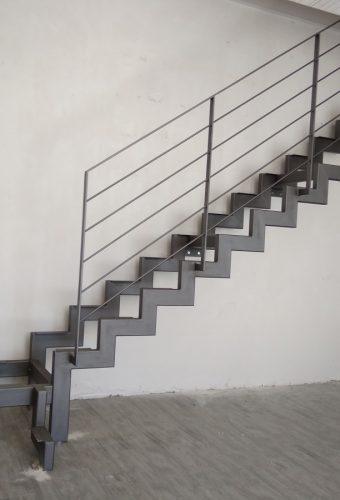 металлический каркас лестницы Касынь