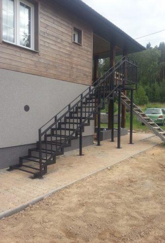 металлическая лестница   Олехновичи